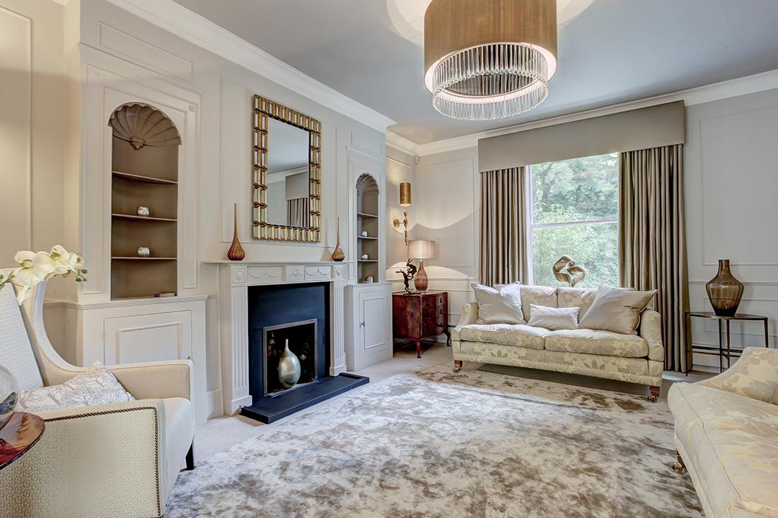 Elegant Classic Interior Design