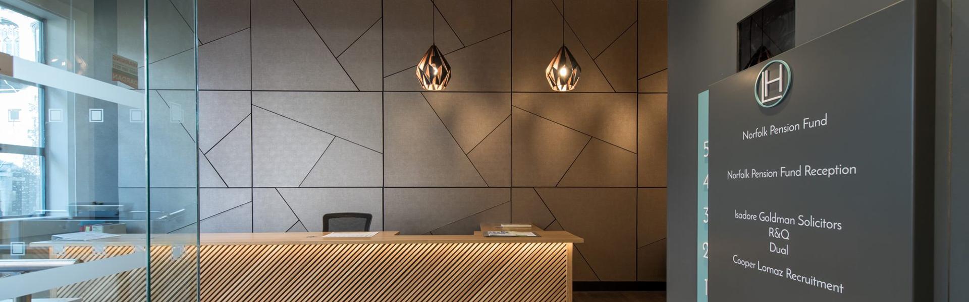 Commercial Interior Design Norfolk