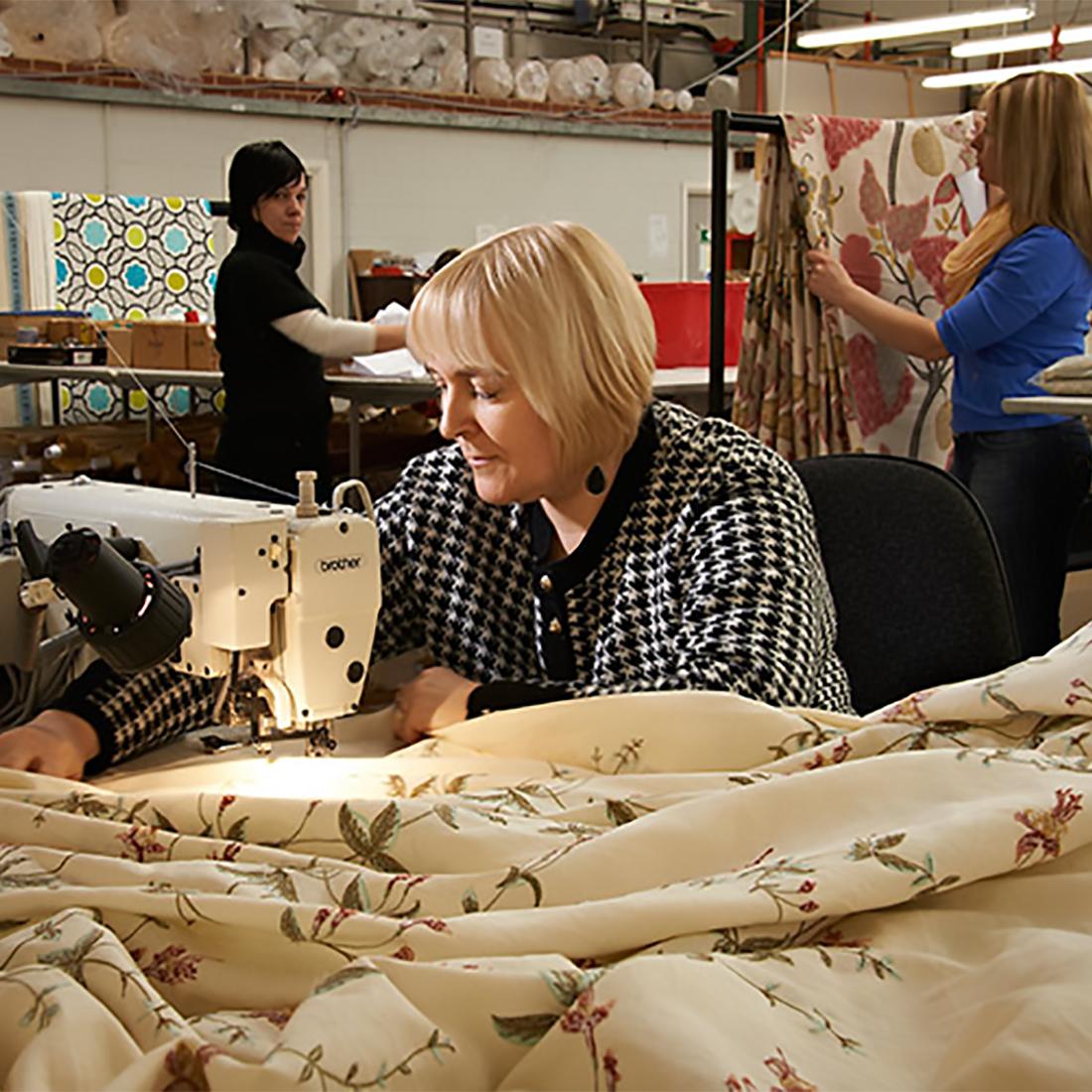 Bespoke Handmade Curtains