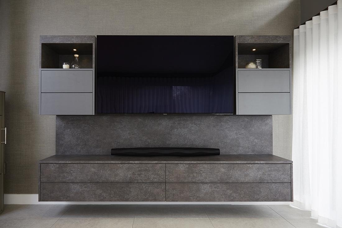 Bespoke TV Media Room Furniture
