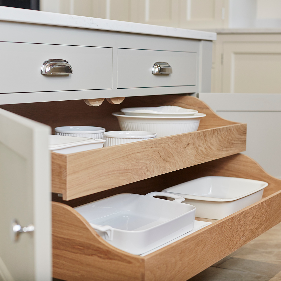 Custom Made Kitchens Norfolk