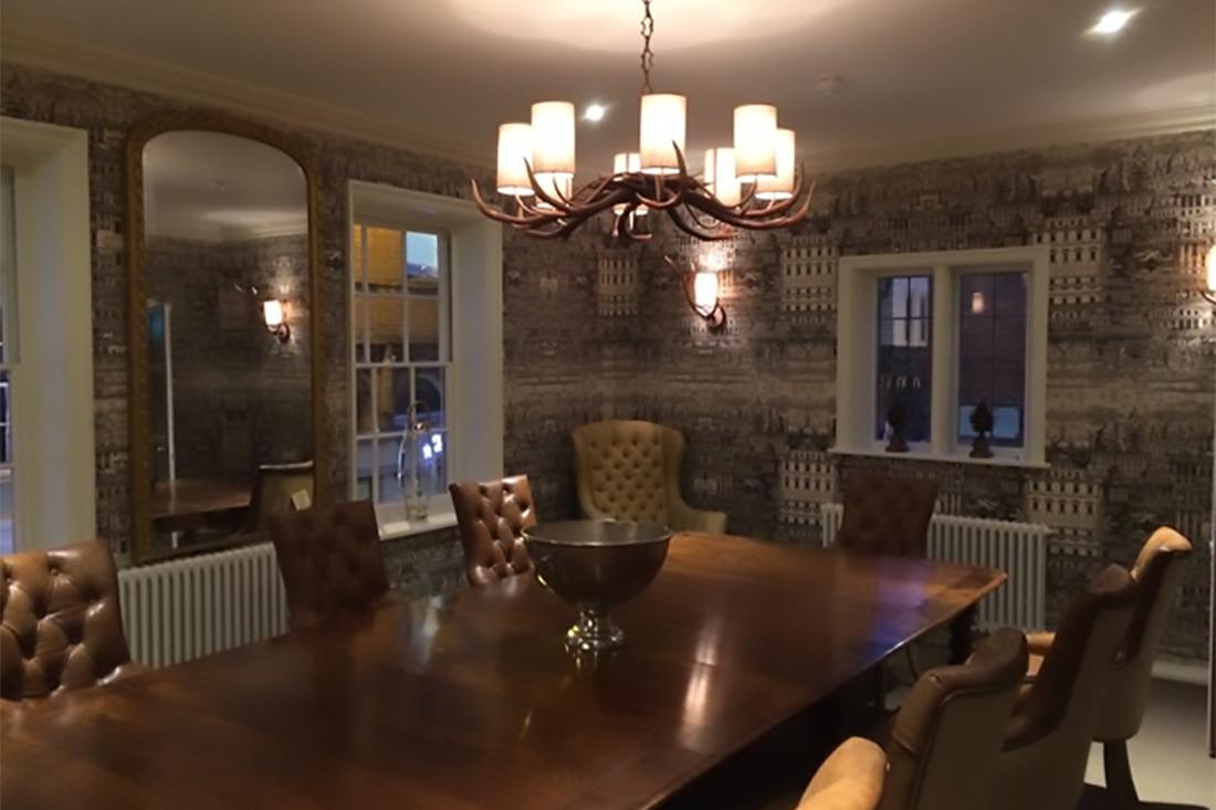Commercial Interior Design - Boardroom