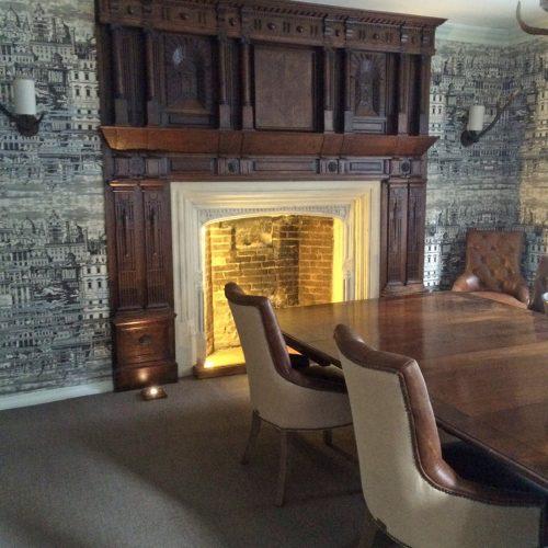 Commercial Interior Design Boardroom Norwich