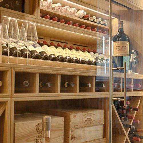 Custom Made Wine Store