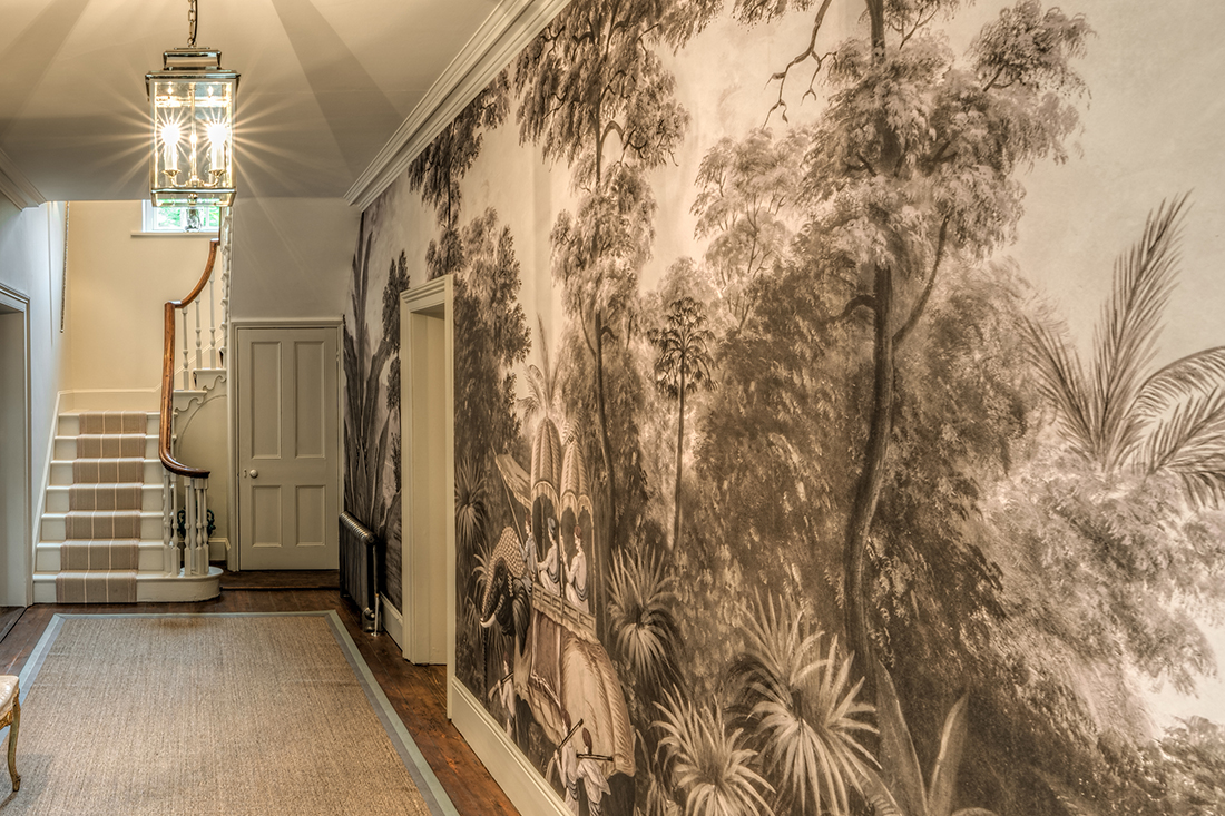 Example of Designer Wall Covering